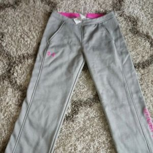 Under Armour Sweat Pants Girls XL